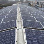 50 kWc à l'ixina de Wavre