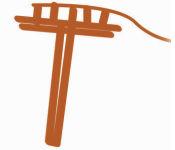 logo poteau